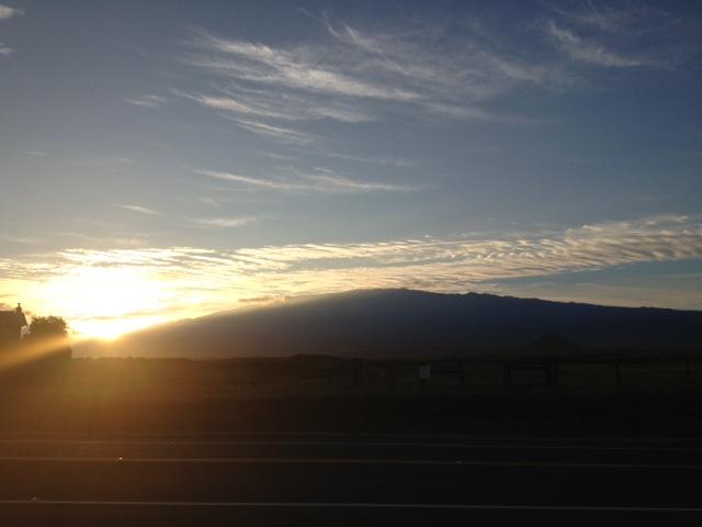 Jan 1 sunrise