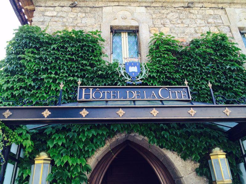 Carcasonne hotel de la cite